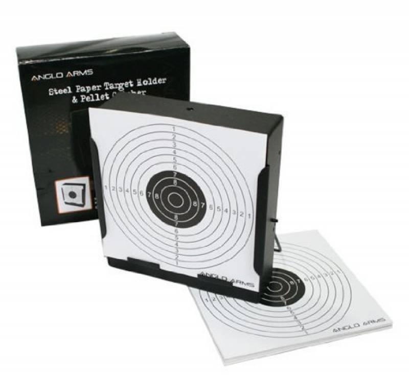 14 Cm en acier 10 billes rouges zielscheibenhalter trap cibles arme à air comprimé airsoft de la marque Anglo Arms TOP 9 image 0 produit