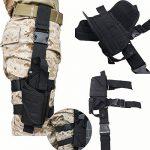 AGPtek Armée Tactique Pistolet Jambe Holster de Cuisse Noir de la marque AGPtek® TOP 7 image 0 produit