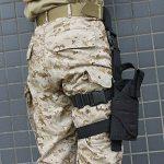 AGPtek Armée Tactique Pistolet Jambe Holster de Cuisse Noir de la marque AGPtek® TOP 7 image 5 produit