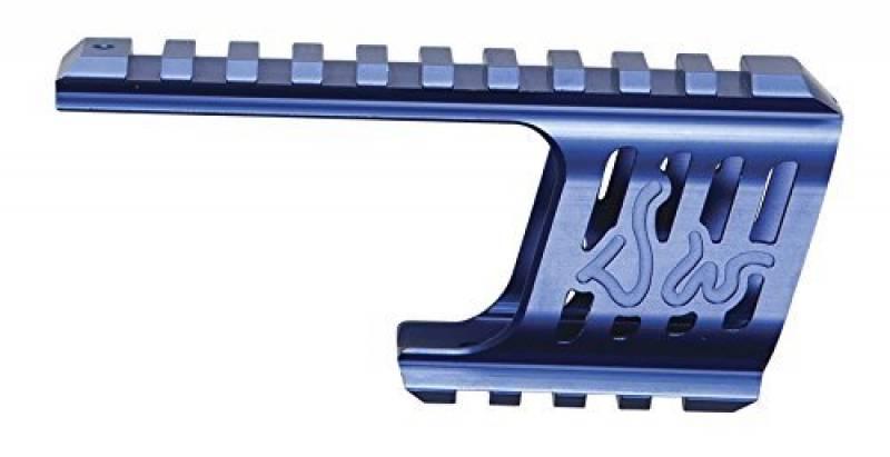 Airsoft ASG Rail de montage Custom CNC pour Dan Wesson 715 bleu de la marque ASG TOP 7 image 0 produit