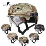 airsoft chasse casque tactique combat EXF BUMP style casque et lunettes de la marque équipement de paintball TOP 8 image 0 produit