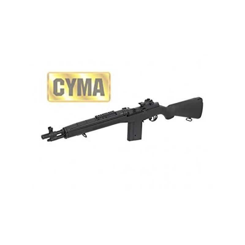 Airsoft Cyma M14 Socom Couleur Noir Semi-Automatique / Automatique CM032A (0.5 joule) de la marque CYMA TOP 12 image 0 produit