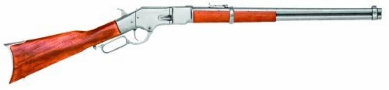 CARABINE WINCHESTER 1866 CANON LONG BOIS ET METAL de la marque Denix TOP 8 image 0 produit