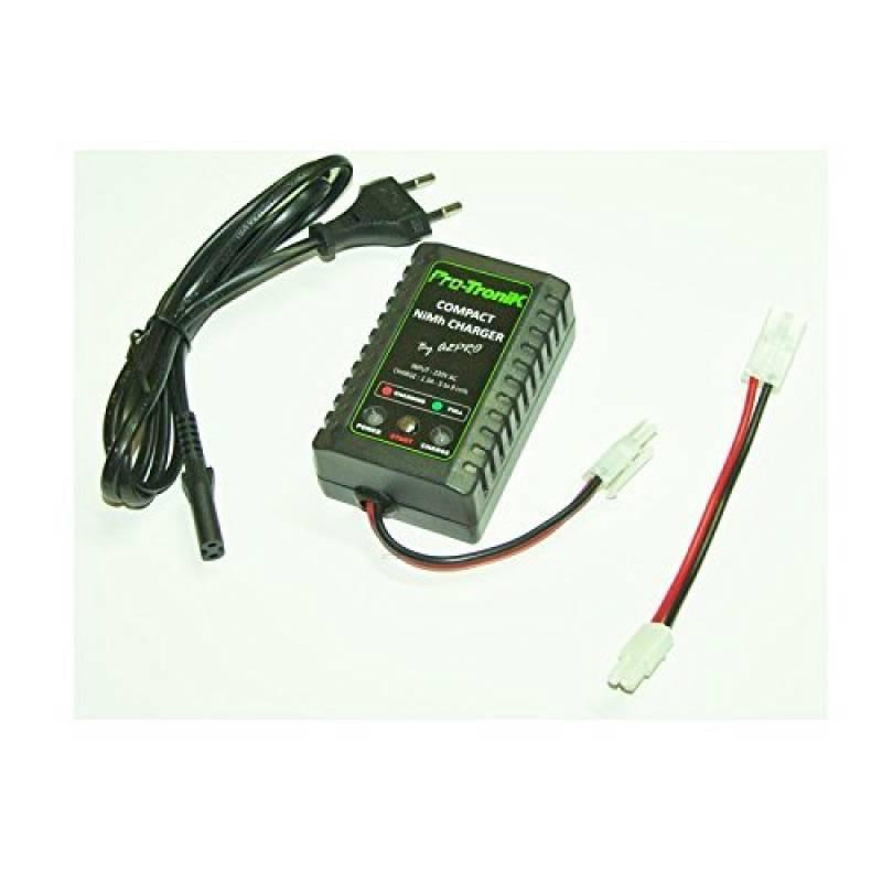 Chargeur compact automatique Ni-Cd/NiMh de 6v à 9.6v 1.3A de la marque A2PRO TOP 10 image 0 produit