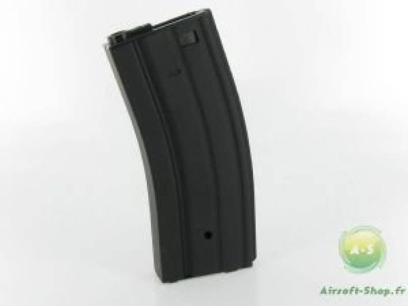 Cybergun-electrique- Airsoft - Chargeur 300 billes Colt M4 A1 de la marque CyberGun TOP 15 image 0 produit