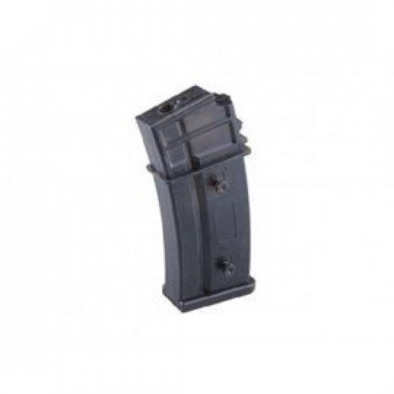 Cyma Airsoft Chargeur Pour Réplique de Type G36 Noir Metal 450 Billes M010 de la marque CYMA TOP 1 image 0 produit