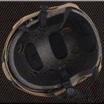 Emerson Casque Fast PJ de type SWAT avec lunettes de protection pour combat rapproché/tir/airsoft/paintball Noir de la marque Emerson TOP 15 image 3 produit
