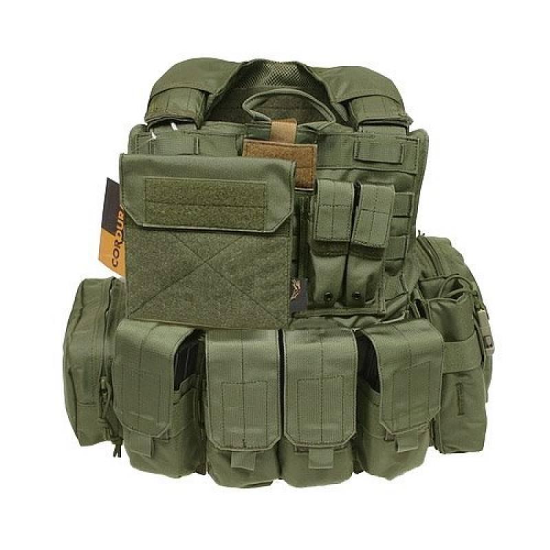 Flyye Force Recon Gilet avec l'ensemble de poche ver. Mar Ranger Vert de la marque Flyye TOP 1 image 0 produit