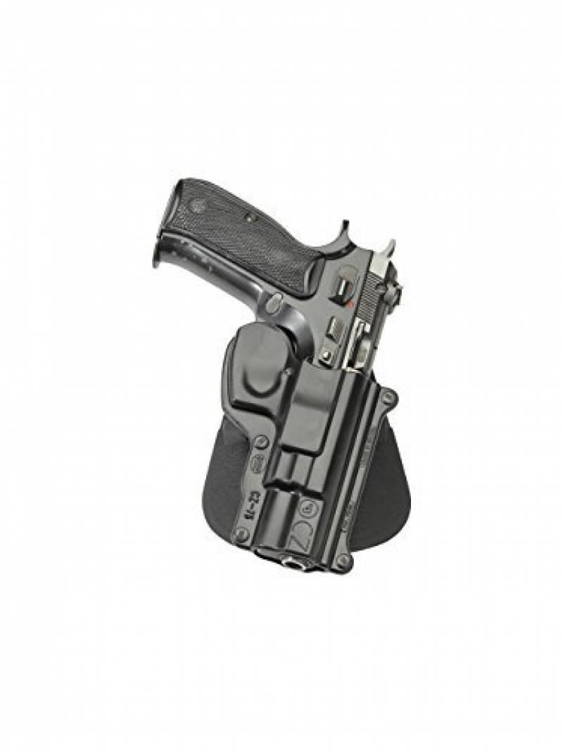 Fobus dissimulé porter étui pistolet rétention Paddle Holster Pour CZ 75, 75B (Ancienne version seulement) 75BD, 85 de la marque Fobus TOP 3 image 0 produit