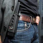 Fobus dissimulé porter étui pistolet rétention Paddle Holster Pour CZ 75, 75B (Ancienne version seulement) 75BD, 85 de la marque Fobus TOP 3 image 5 produit