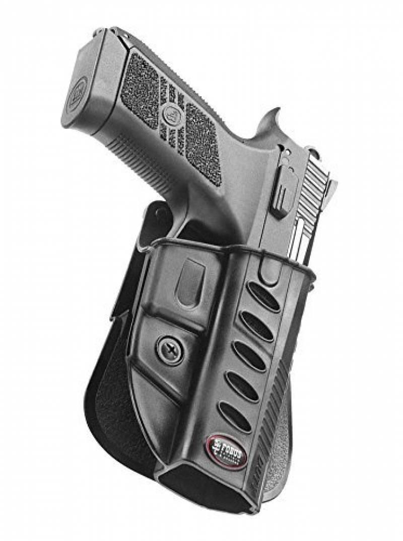 Fobus dissimulé porter étui pistolet rétention Paddle Holster Pour CZ 75 P-07 Duty et P09, Tanfoglio Stock 3 de la marque Fobus TOP 5 image 0 produit