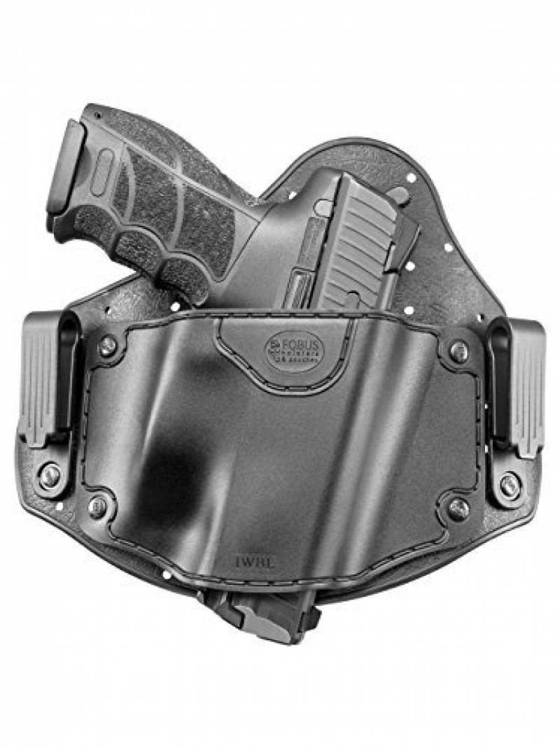 Fobus nouveau IWBL caché report IWB intérieur de la ceinture étui universel Holster pour CZ 75 P-07 Duty, P09 de la marque Fobus TOP 13 image 0 produit
