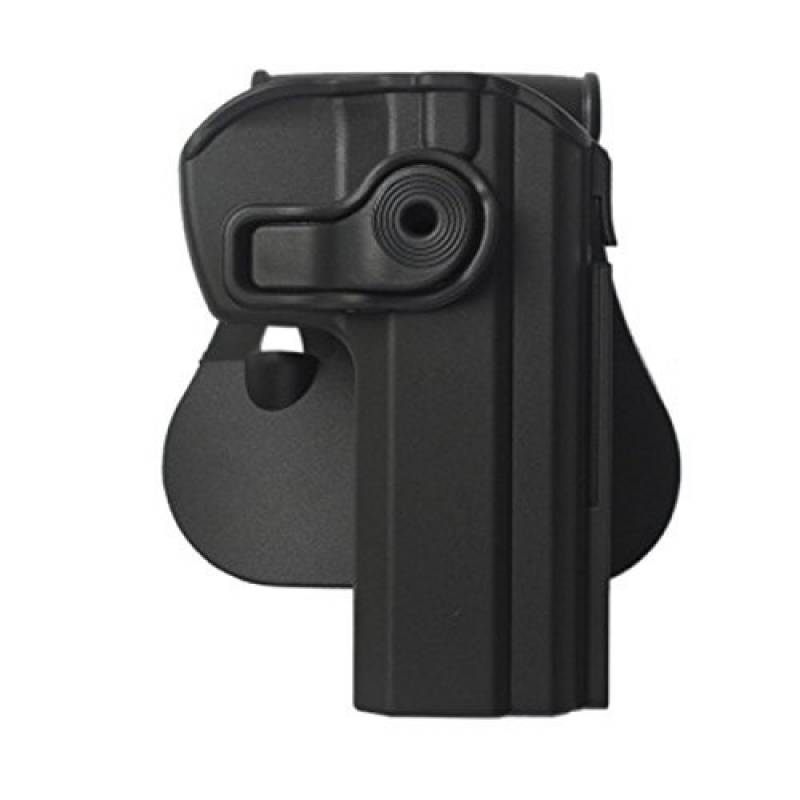 IMI CZ75 HOLSTER RETENTION ROTO BLACK R/H SP 01 SHADOW Z1340 POLY SECURITY de la marque IMI TOP 14 image 0 produit