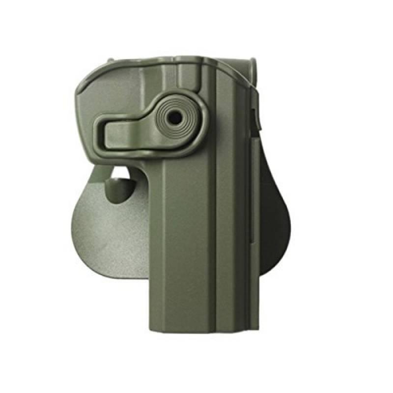 Imi Roto Polymer Holster Z1340-Od Cz 75 Sp 01 Shadow Green Molded de la marque IMI TOP 1 image 0 produit