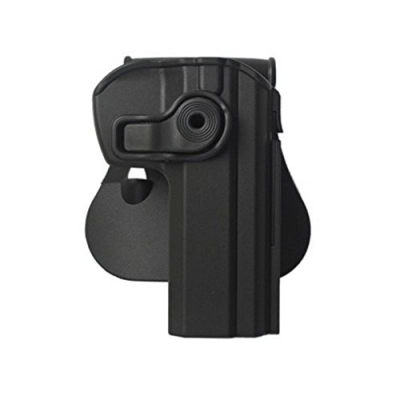 IMI-Z1330 RETENTION HOLSTER CZ75 COMPACT BLACK RIGHT HANDED de la marque IMI TOP 2 image 0 produit