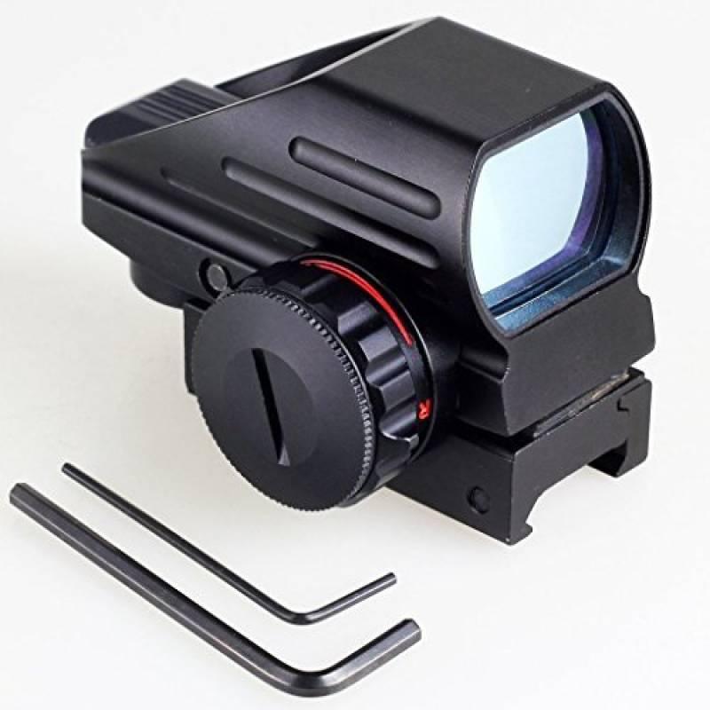 IRON JIA'S holographique Rouge et Green Dot Sight tactique Reflex 4 Different Reticles réticule Picatinny Rail pour Shotgun Fusil Pistol de la marque IRON JIA'S TOP 13 image 0 produit