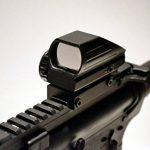 IRON JIA'S holographique Rouge et Green Dot Sight tactique Reflex 4 Different Reticles réticule Picatinny Rail pour Shotgun Fusil Pistol de la marque IRON JIA'S TOP 13 image 5 produit