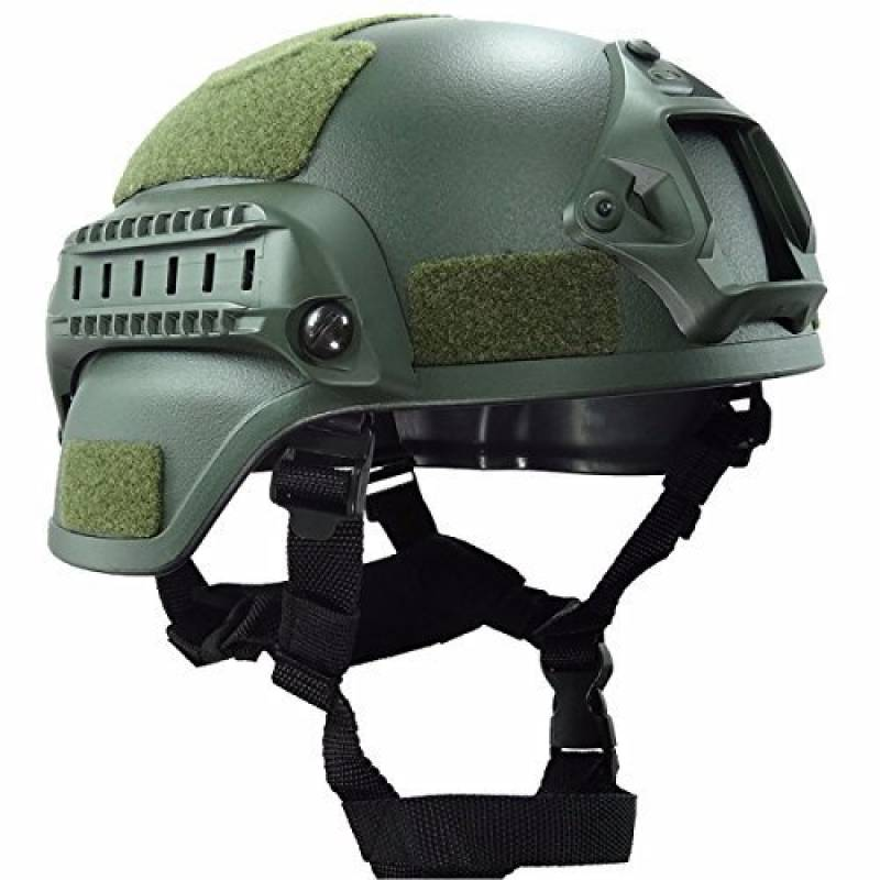 LEAGUE&CO MICH 2002 Version casque militaire Accessoires tactiques Army Protector de tête de combat Équipement en ABS pour Airsoft Paintball de la marque LEAGUE&CO TOP 5 image 0 produit