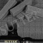 Mallette pour armes en aluminium 125x36x15cm - Malette fusil et arme - Housse fusil et arme de la marque SUTTER® TOP 2 image 1 produit