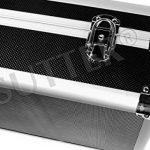 Mallette pour armes en aluminium 125x36x15cm - Malette fusil et arme - Housse fusil et arme de la marque SUTTER® TOP 2 image 4 produit