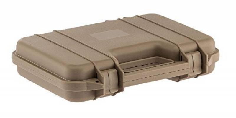 Mallette TAN polycarbonate pour armes de poing de la marque Europ Arm TOP 15 image 0 produit