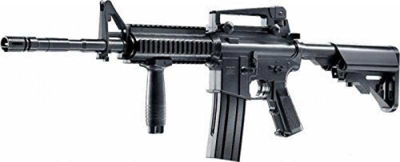 Mitraillette airsoft de marque Umarex - Arme lourde et puissante - Puissance de tir maximale 0,5 Joule de la marque Umarex TOP 7 image 0 produit