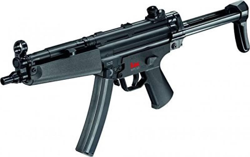 Mitraillette airsoft Heckler & Koch - Arme airsoft de série MP5 A5 - Puissance de tir en dessous de 0,5 Joule de la marque Heckler & Koch TOP 2 image 0 produit