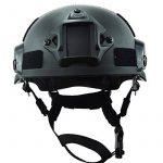 OneTigris Le Casque De La Version MICH 2002 Tactique Militaire En ABS Pour Airsoft Paintball de la marque OneTigris TOP 1 image 1 produit