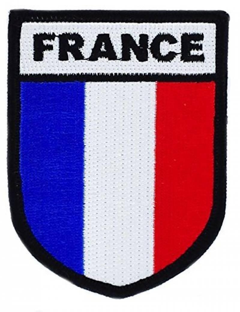 Patch ecusson brodé opex tap velcro insigne france armée militaire airsoft de la marque Akacha TOP 6 image 0 produit