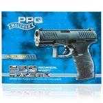 Pistolet airsoft de marque Walther PPQ - Manche en métal - Puissance de tir inférieure à 0,5 Joule de la marque Walther TOP 5 image 2 produit