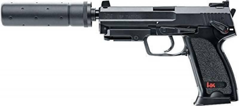 Pistolet airsoft tactical de haute qualité - Calibre de 6 mm BB - Puissance de tir en dessous de 0,5 Joule de la marque Umarex TOP 13 image 0 produit