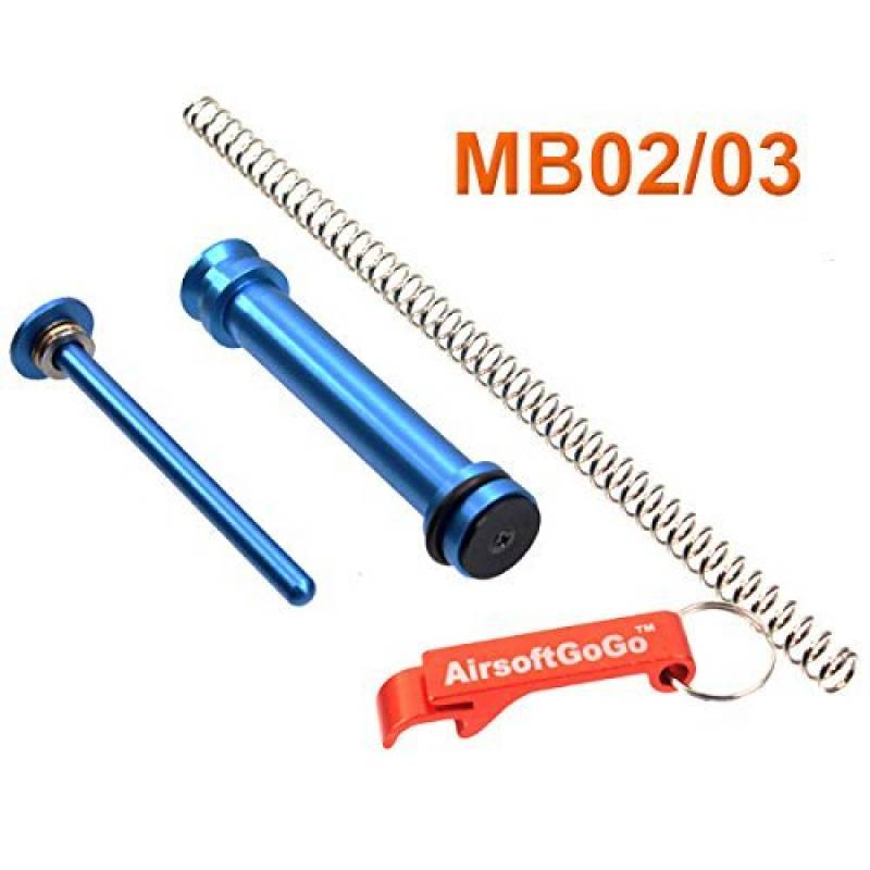PPS Enhanced Upgrade Kit pour Well VSR10 MB02 MB03 Airsoft Bolt Action - AirsoftGoGo Porte-clés Inclus de la marque PPS TOP 4 image 0 produit