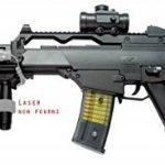 REPLIQUE FUSIL D'ASSAUT A BILLES M85 DOUBLE EAGLE AEG SEMI ET FULL AUTO PACK COMPLET 0.5 JOULE AC80039 SKW AIRSOFT de la marque Double Eagle TOP 10 image 0 produit