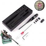 Spike laser rouge kit Bore Sighter pour 0,22-0,50 Caliber Rifles Pistolet HD1027 Chasse(sans batterie) de la marque Spike TOP 6 image 1 produit