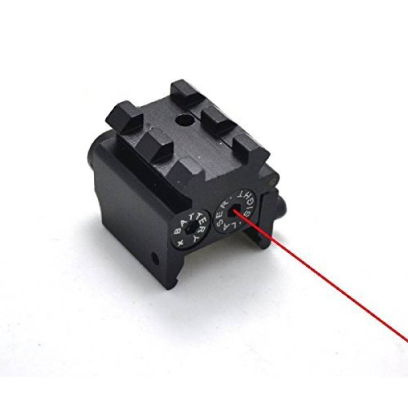 Spike tactique Mini pistolet laser réglable Red Dot Sight Compact Fit Rail Mount 20mm Chasse Scopes AirSoft Lunettes de visée de la marque Spike TOP 11 image 0 produit