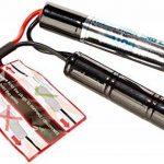 Swiss Arms Accu Rechargeable Batterie Air Soft Gun NiMH 8,4 V-1100 mAh format Nunchuck 7 éléments de la marque Swiss Arms TOP 13 image 0 produit