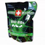 Swiss Arms Billes Bio Blanche 0,2 gr Sac de 1 kg de la marque Swiss Arms TOP 1 image 0 produit