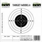 Swiss Arms Cible papier de remplacement pour cible filet de la marque Swiss Arms TOP 8 image 0 produit