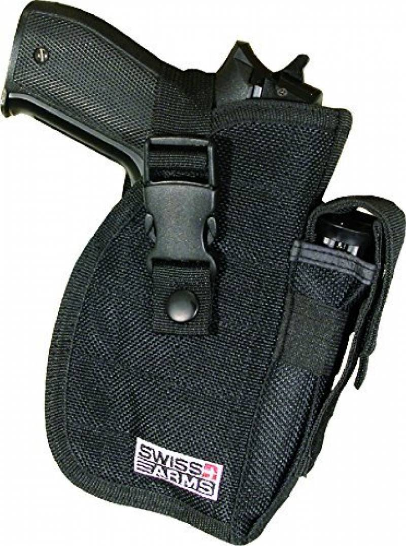 Swiss Arms Holster de ceinture multi positions de la marque Swiss Arms TOP 4 image 0 produit