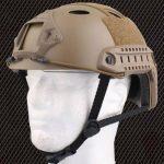 Tactique SWAT style militaire de l'armée Type de PJ de Casque Combat rapide DE avec lunettes pour CQB Tir Airsoft Paintball de la marque Emerson TOP 12 image 2 produit