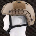 Tactique SWAT style militaire de l'armée Type de PJ de Casque Combat rapide DE avec lunettes pour CQB Tir Airsoft Paintball de la marque Emerson TOP 12 image 3 produit
