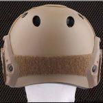 Tactique SWAT style militaire de l'armée Type de PJ de Casque Combat rapide DE avec lunettes pour CQB Tir Airsoft Paintball de la marque Emerson TOP 12 image 5 produit
