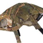 worldshopping4u Casque tactique chasse militaire Housse Pochette W/arrière Airsoft pour MICH 2001MC de la marque WorldShopping4U TOP 9 image 4 produit