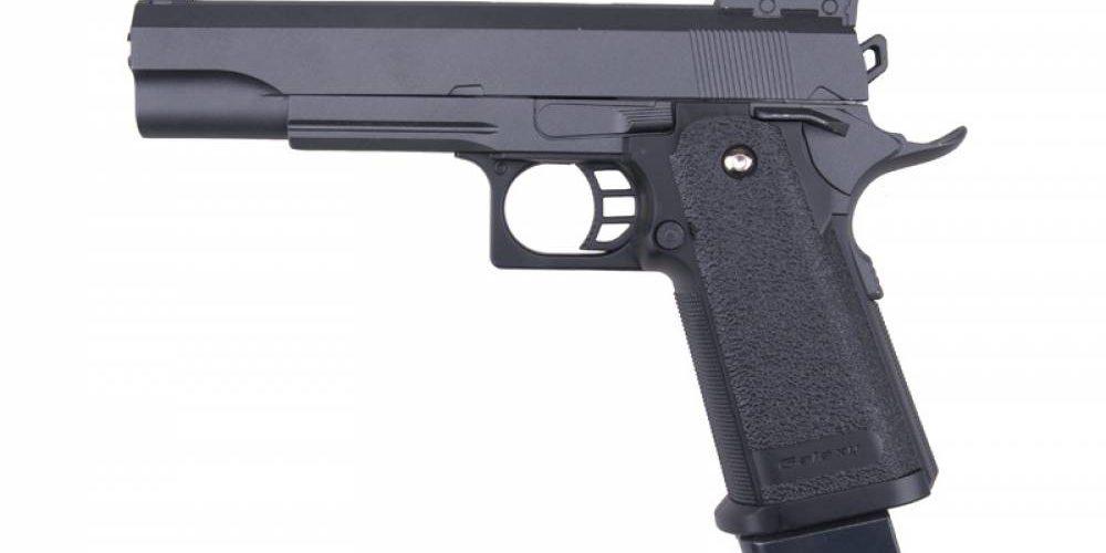 Le Colt M4 pour airsoft principale
