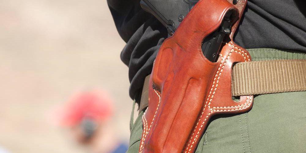 Le holster pour airsoft principale