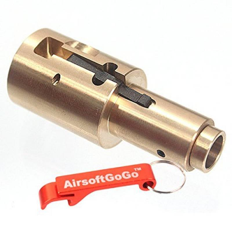 Brass Bloc Hop-up Type 96 pour Marzuen / Warrior/ Well L96 Airsoft Bolt Action - AirsoftGoGo Porte-cl?s Inclus de la marque AirsoftGoGo TOP 2 image 0 produit