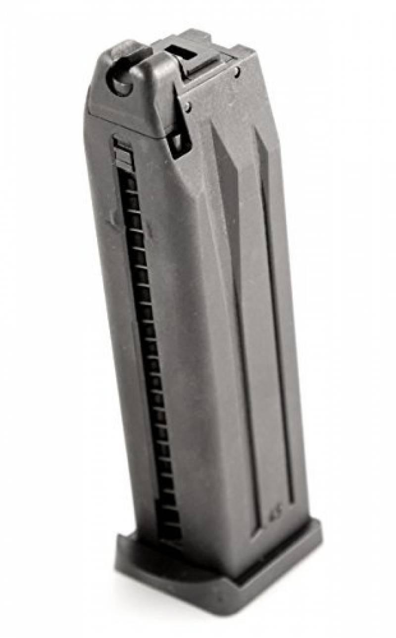 CHARGEUR GAZ USP 45 UMAREX HK 25 BILLES METAL NOIR de la marque Umarex TOP 2 image 0 produit