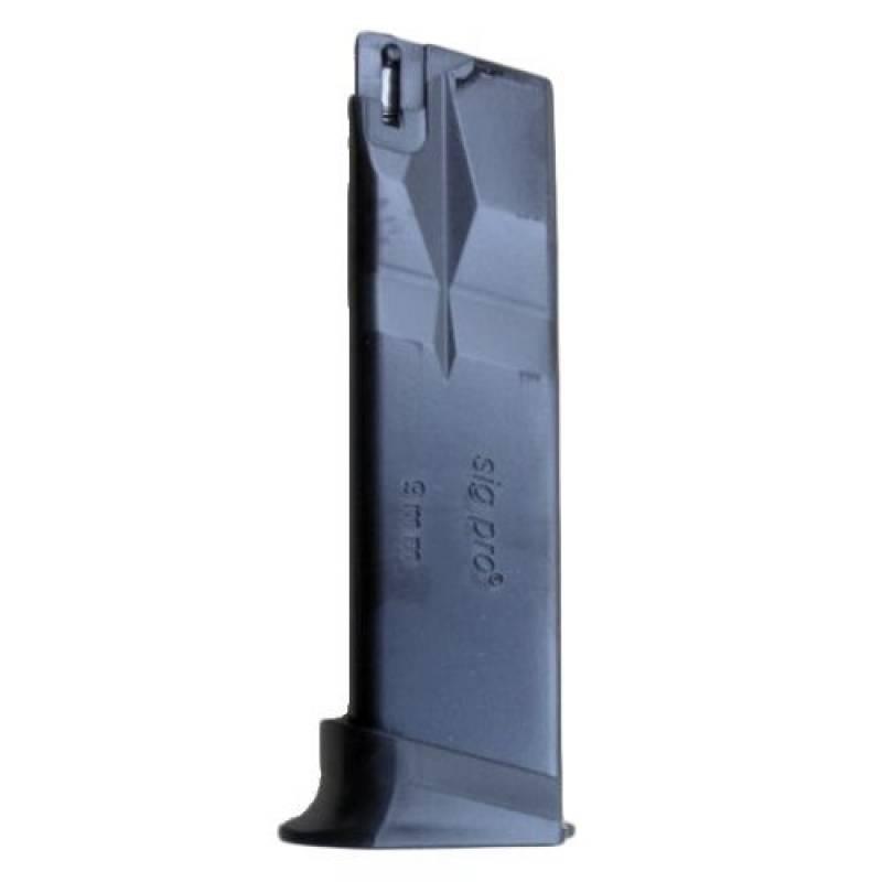 Chargeur Spring Pour Pistolet A Billes Sig Sauer Sp 2022 24 Billes 285017 Airsoft de la marque CyberGun TOP 13 image 0 produit