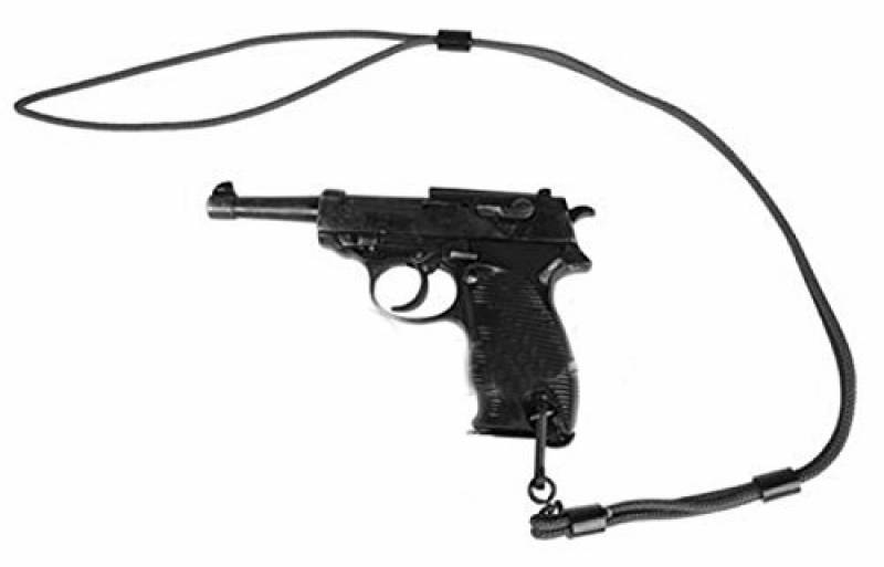 dragonne sangle lanniere pour revolver pistolet 83cm airsoft paintball de la marque mil TOP 9 image 0 produit