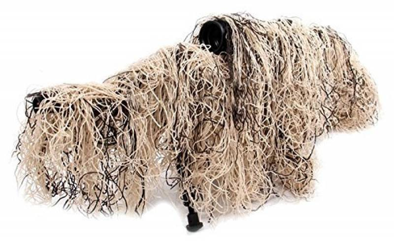FILET COUVRE FUSIL SNIPER CAMOUFLAGE DESERT FOSCO 469275 REPLIQUE AIRSOFT de la marque FOSCO TOP 8 image 0 produit